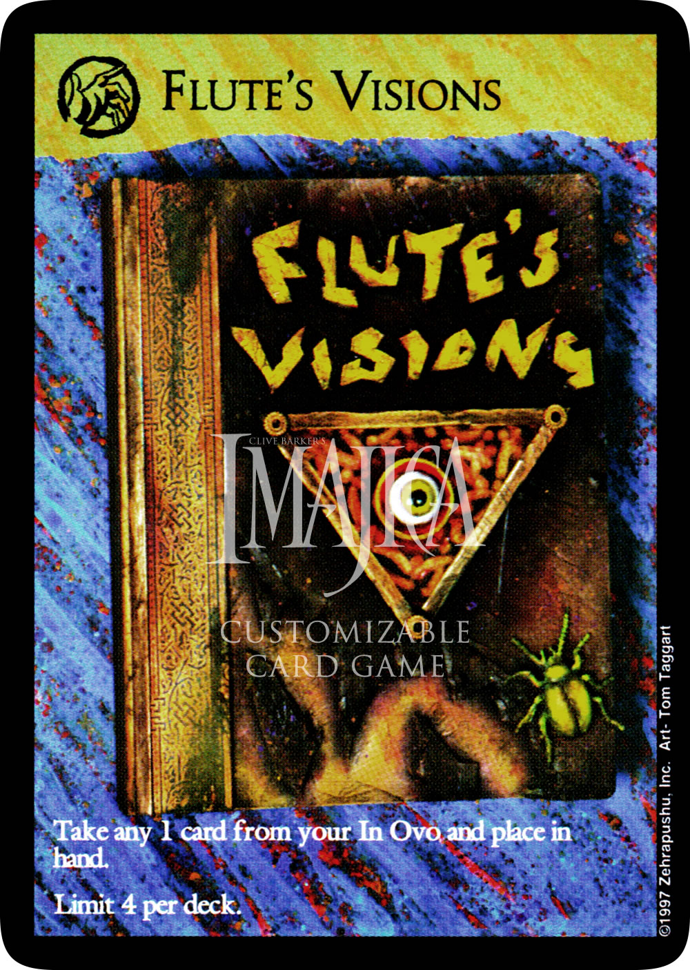 Flute's Visions