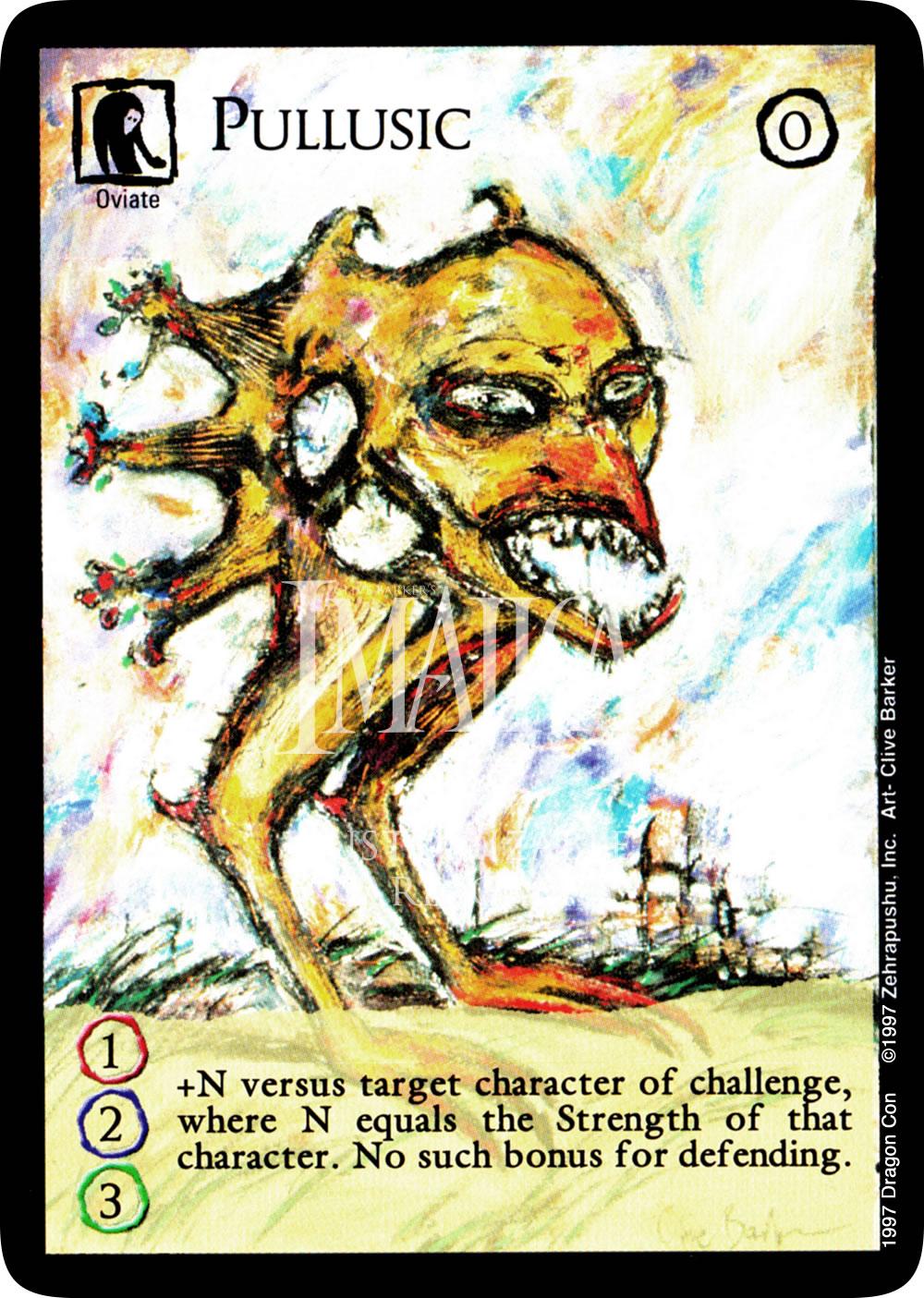Pullusic (1997 Dragon Con Version)