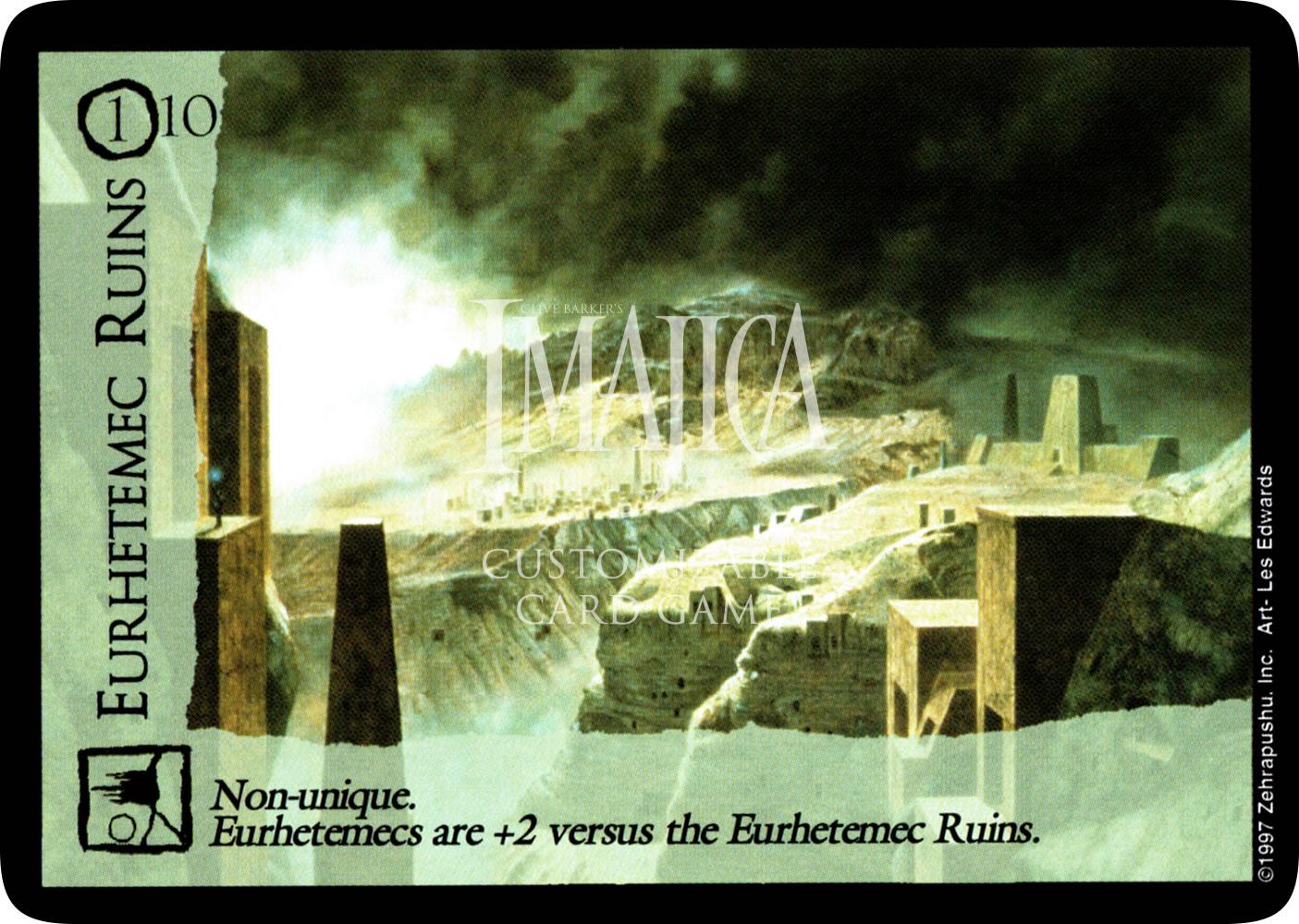 Eurhetemec Ruins