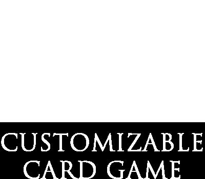 Clive Barker's Imajica Customizable Card Game